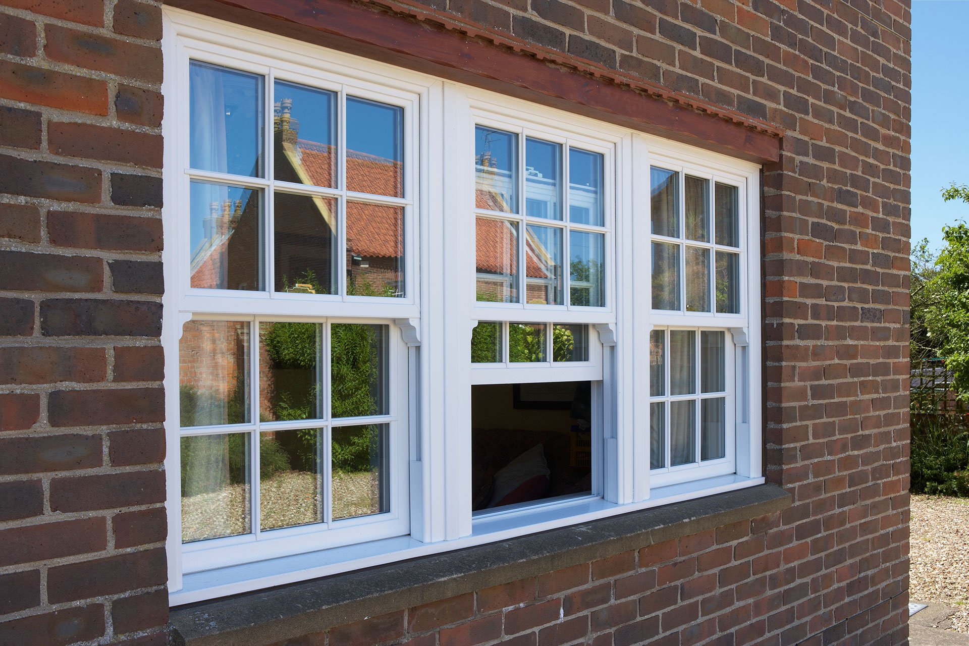 timber sash window replacement prices london