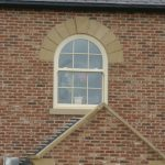 arched sash windows london