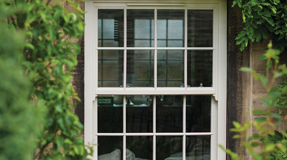 different styles of sash windows london