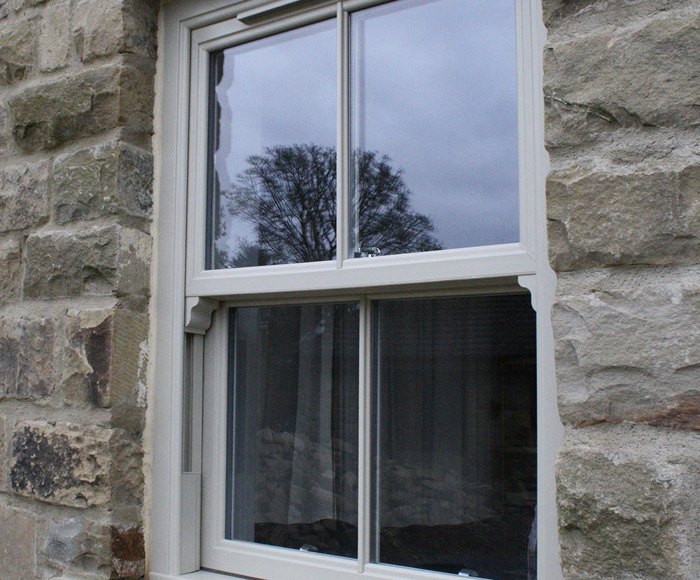 uPVC Replacement Sash Windows in London