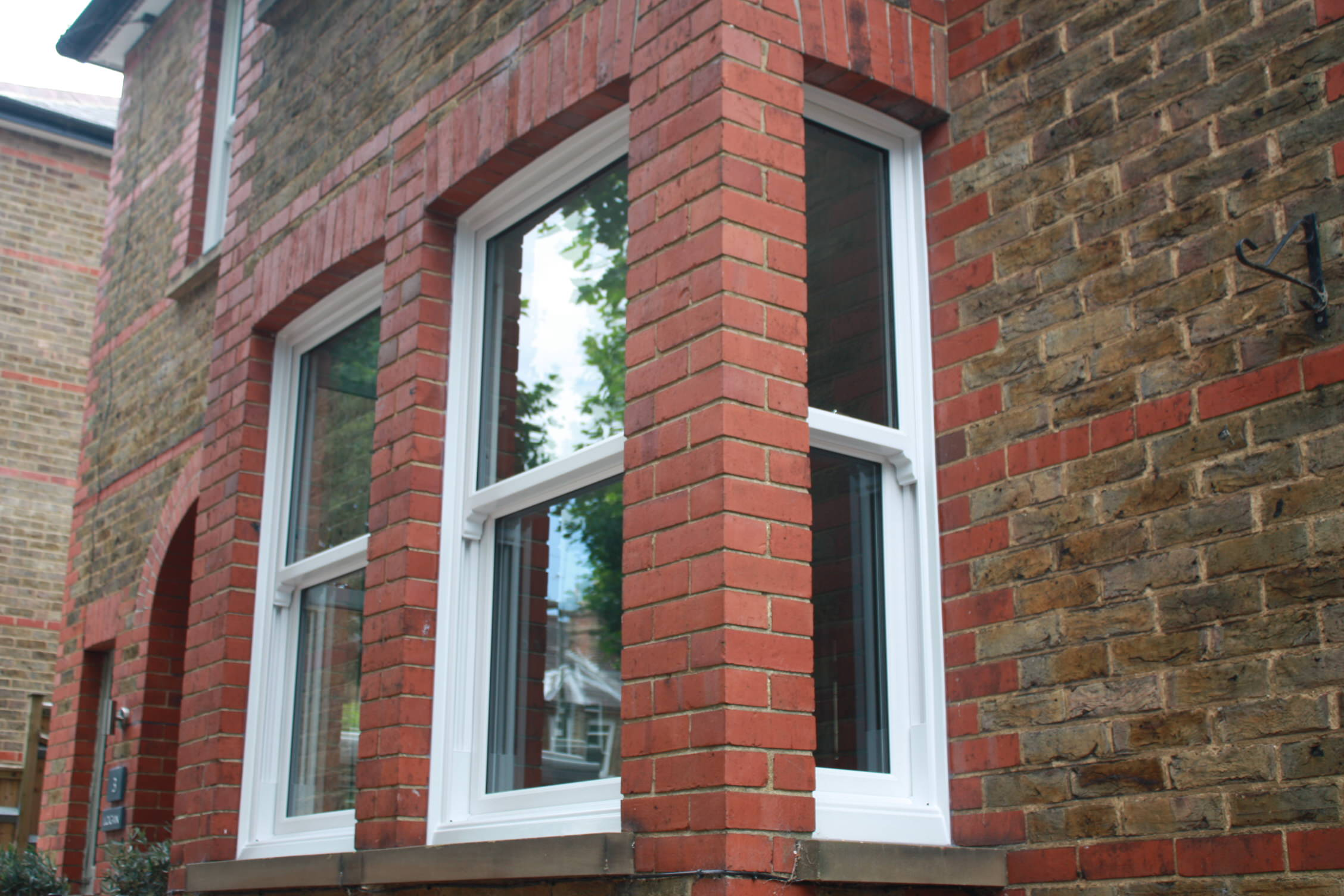 energy efficient sash windows london