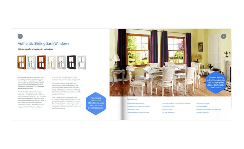 Sash Window Brochures London
