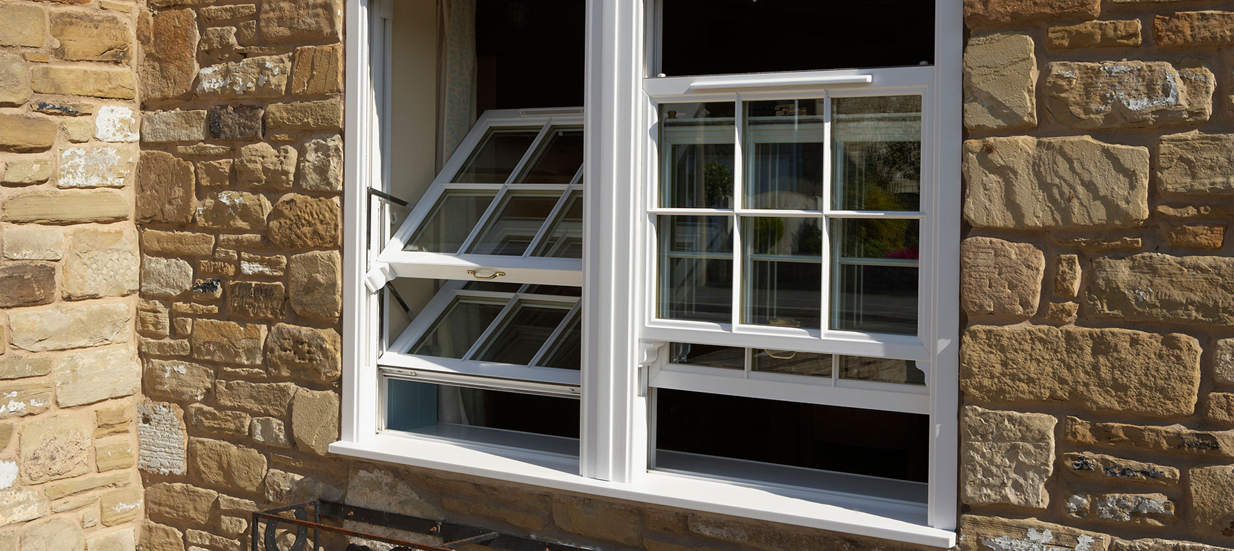 uPVC Sash Windows Fulham