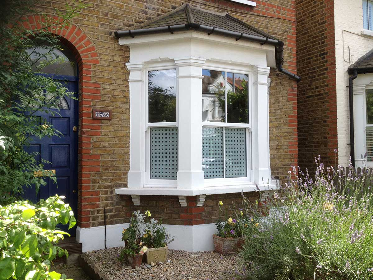 Victorian Sash windows Sutton London