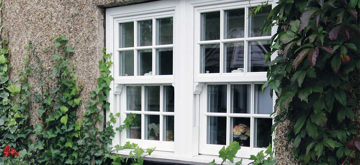 Georgian Sash Windows installation London