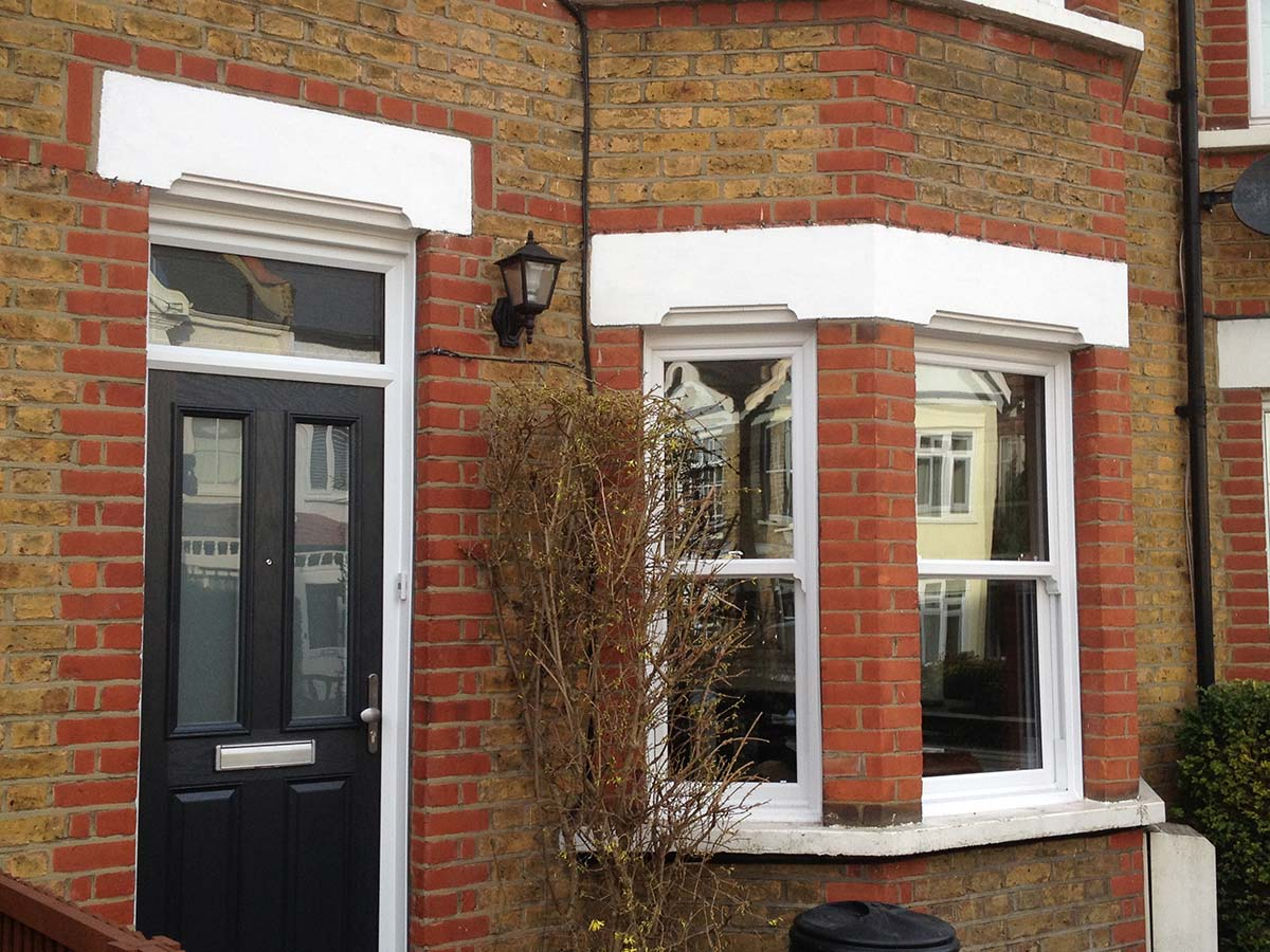are sash windows in london energy efficient